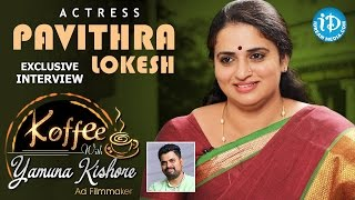 Actress Pavithra Lokesh Exclusive Interview || ...
