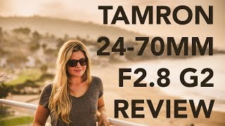 Tamron 24-70mm F2.8 G2 Review (+Photography Travel Vlog)