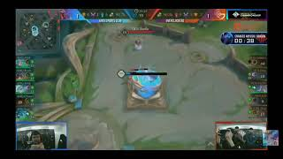 Backdoor part 2 Versi AIC INDO-AHQ Esport VS Overclockers