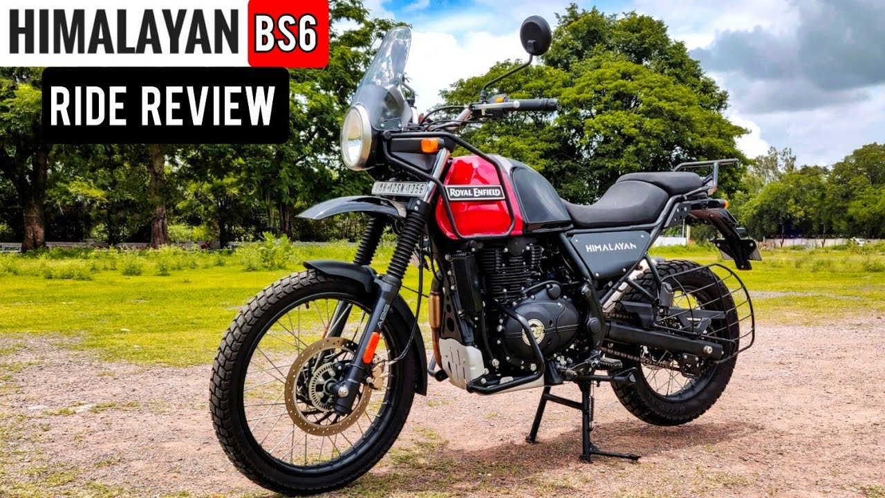 video Royal Enfield Himalayan