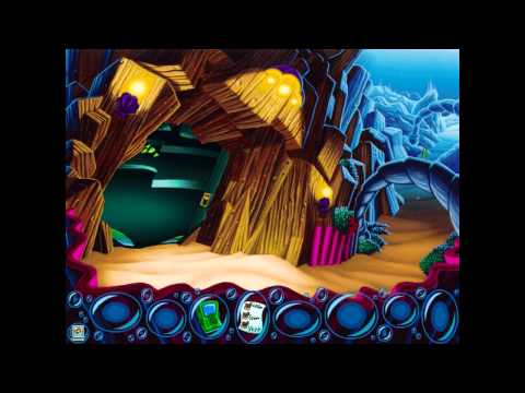 Freddi Fish 5: The Case Of The Creature Of Coral Cove (Humongous Entertainment) (2001) [HD]