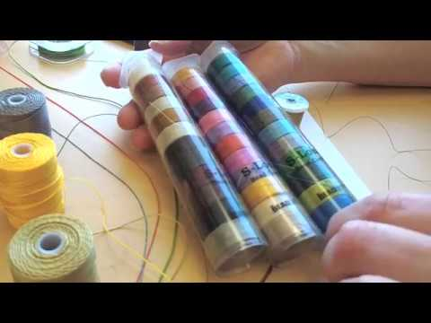 Free Tip Friday! The Many Moods of Thread.