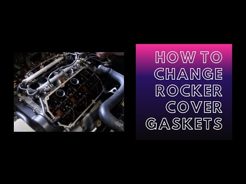 Magna Madness How To Change Magna Amp 380 Rocker Cover