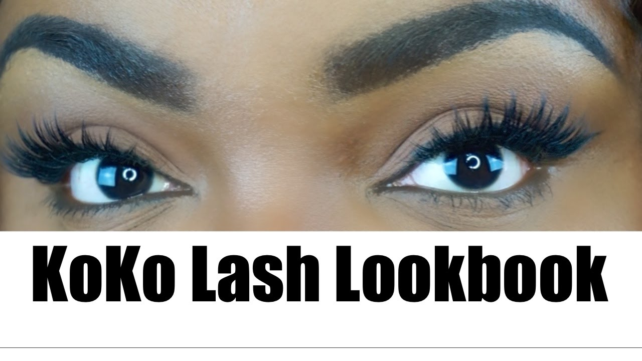 086c23a9024 KoKo Lash Lookbook/ Try On - YouTube