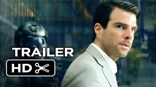 Hitman: Agent 47 TRAILER 1 (2015) - Zachary Quinto, Rupert Friend Action Movie HD