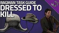 Dressed To Kill - Ragman Task Guide 0.12 - Escape From Tarkov