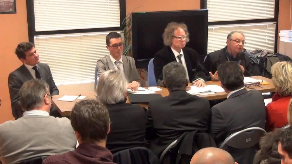 rencontre avec les 4 candidats la mairie de ch lons