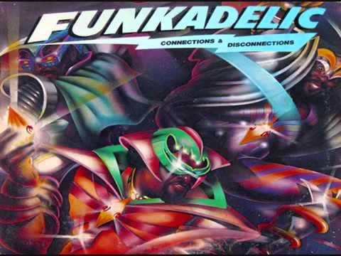 Funkadelic Connections & Disconnections LP 1981