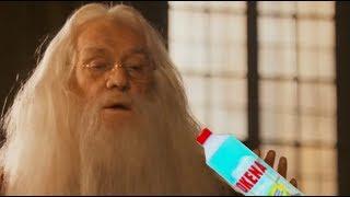 Harry Potter - Brumbál je alkoholik (CZ Dabing)