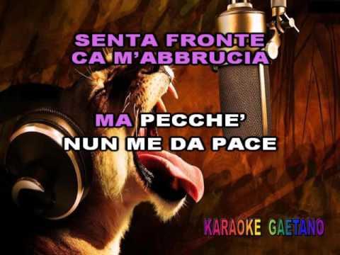 Iva Zanicchi Accarezzame  Karaoke