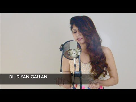 Dil Diyan Gallan | Unplugged | Female Cover | Neha Bhasin