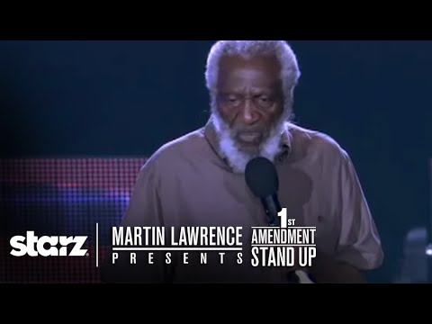 Martin Lawrence 1st Amendment Stand Up: Dick Gregory
