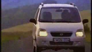 Suzuki Wagon R+ reklám (2000)