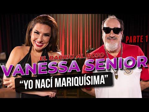 @Vanessa Senior  Llegue Al MILLON De Seguidores En INSTAGRAM 🤳 EL BARRIO AL ROJO #16 1/2 😎