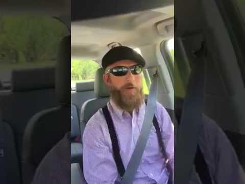 Transparent Street Preacher - My Testimony