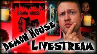 Let's  Chat About DEMON HOUSE