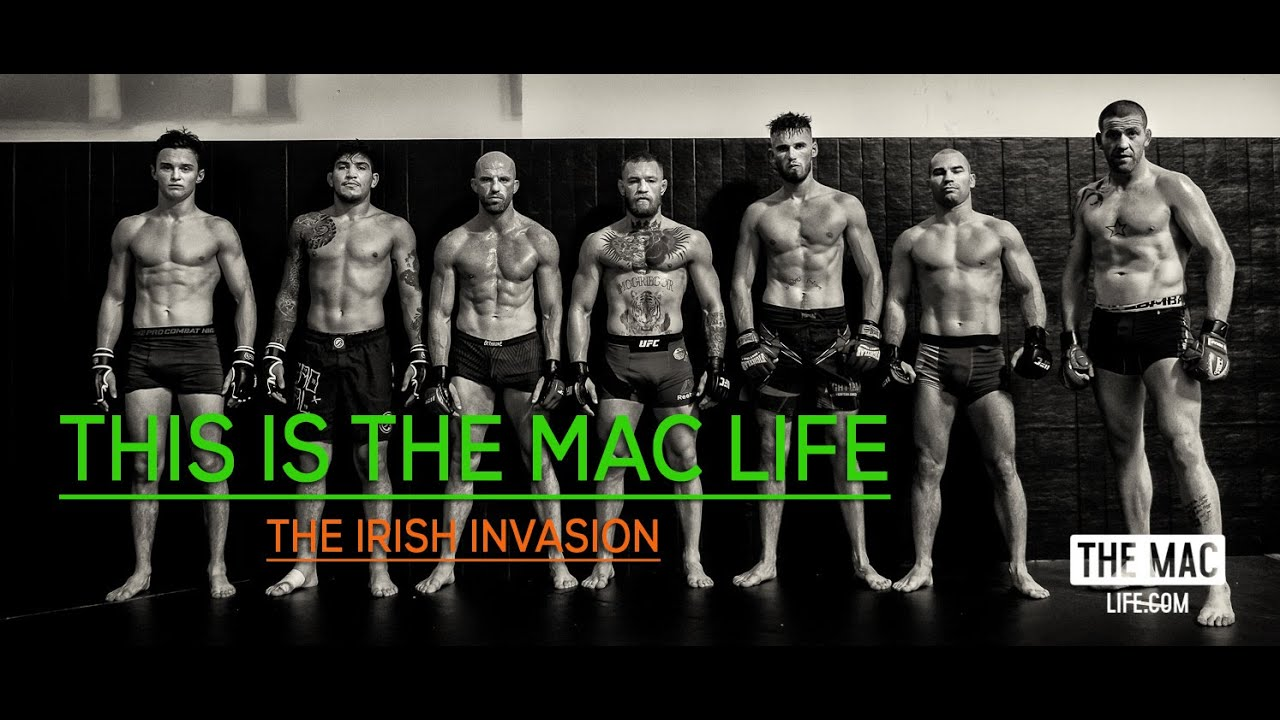 Conor Mcgregor Quote Wallpaper Conor Mcgregor Spars While Filming Bad Blood For Diaz