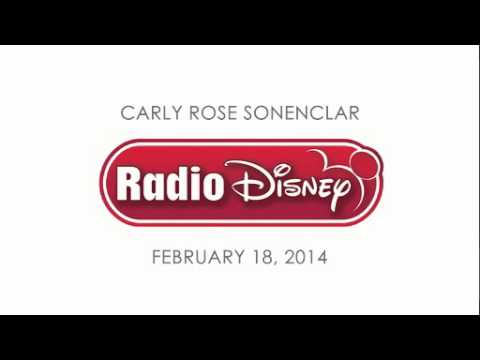 Carly Rose Sonenclar Interview on Radio Disney (2-18-14)