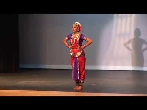 VARNAM/Bharatanatyam performed by Shivani Govil 6/28/2014