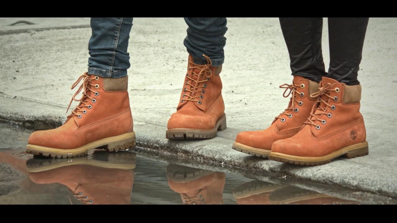 timberland waterproof reimagined 6 premium boot youtube