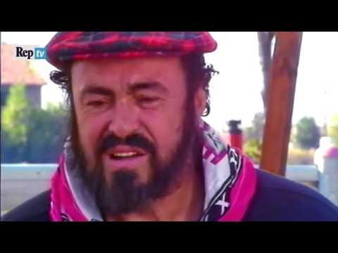 Luciano Pavarotti - Lucio Dalla - 1990