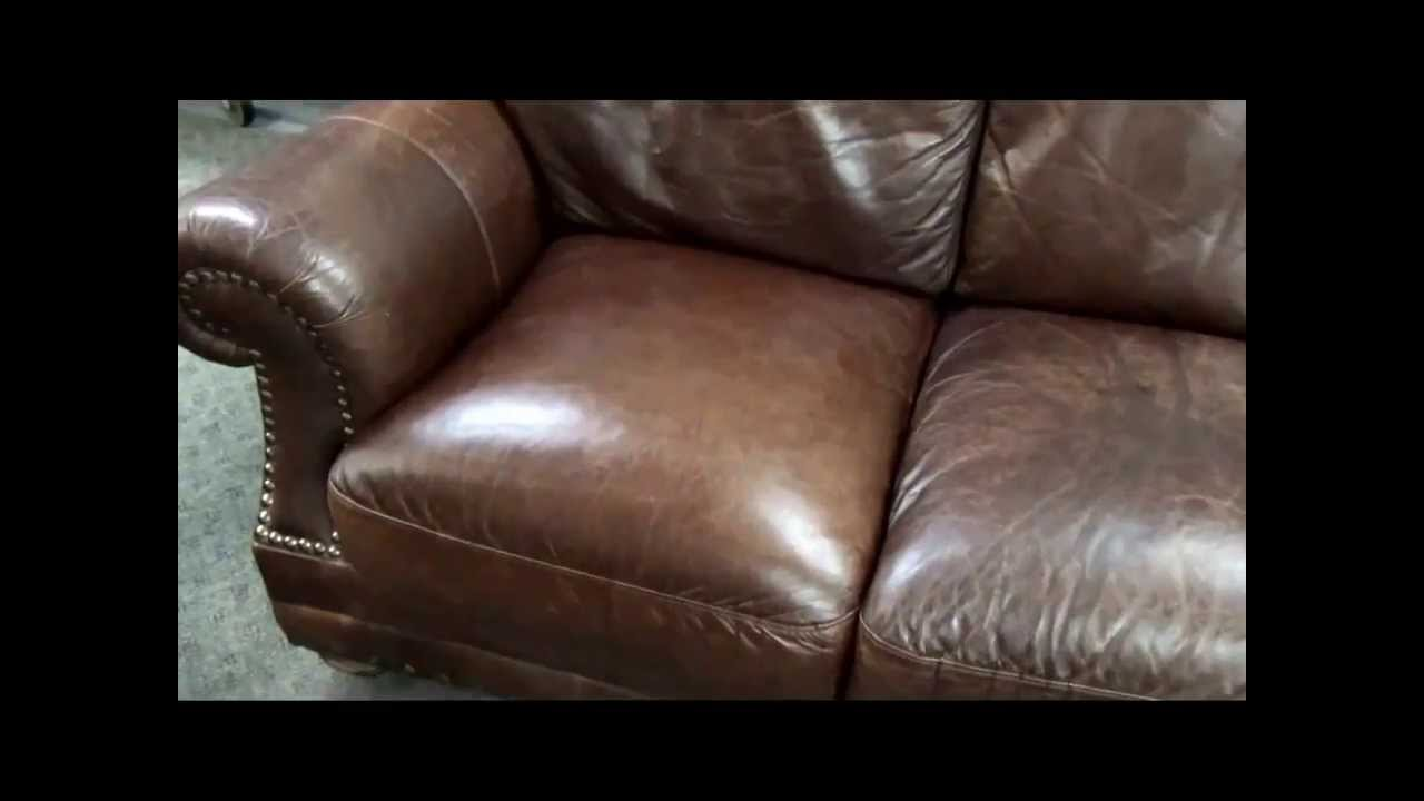 top leather sofa cleaners reclining sectional with massage and heat cleaning conditioning best conditioner the one that s not sticky youtube