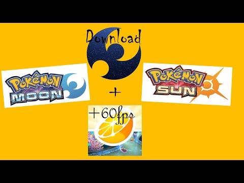 How To Download Pokemon Moon/Sun 3ds Rom+Citra 3ds Emulator Full Speed (Full Tutorial)