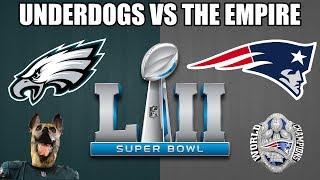 Eagles vs Patriots | Super Bowl 52 Picks