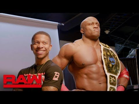 Bobby Lashley poses with his new Intercontinental Championship: Raw Exclusive, Jan. 14, 2019 Mp3