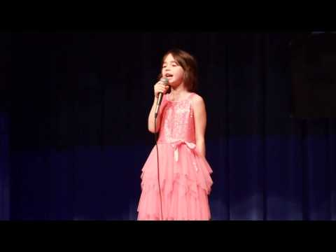 """Get Back Up Again"" (cover) by Everly Upright (7 years old)"