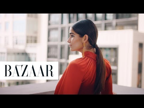 The Red Carpet Secret to Getting The Perfect Sleek Ponytail | Harper