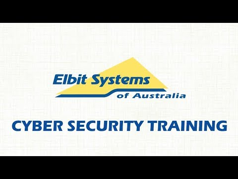 Prevent cyber attack with training from Elbit Systems of Australia