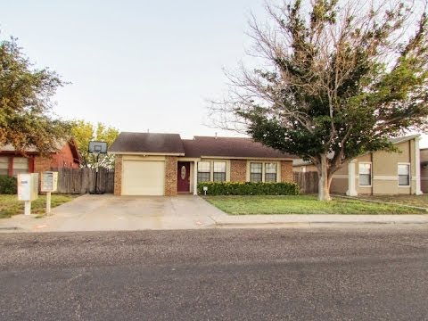 3617 W 5th - Odessa TX home for sale