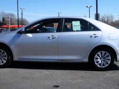 used 2013 toyota camry le greensboro winston salem high point kernersville nc vann york 39 s high. Black Bedroom Furniture Sets. Home Design Ideas