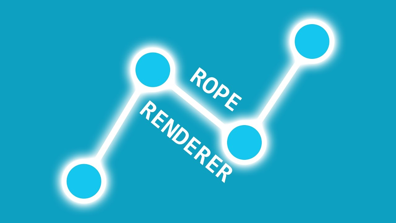 Rendering a Dynamic Rope with Unity's Line Renderer