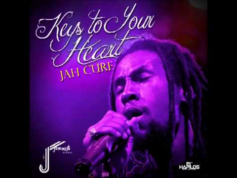 JAH CURE - KEYS TO YOUR HEART - SINGLE - KING JAMMYS - DEC 2013