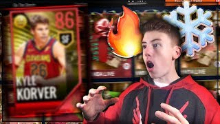OPENING ALL 50 PRESENTS IN NBA LIVE MOBILE! *OMG BEST PULL*