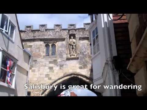 Coffee, tea and lots of history in Salisbury