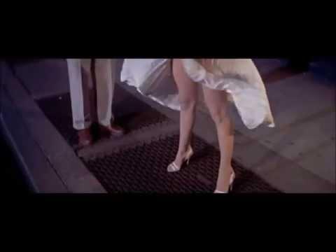 Marilyn Monroe's iconic subway dress scene