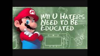 Nintendo Haters Time To Get Educated WWE 2K15 NO WII U? WHY?