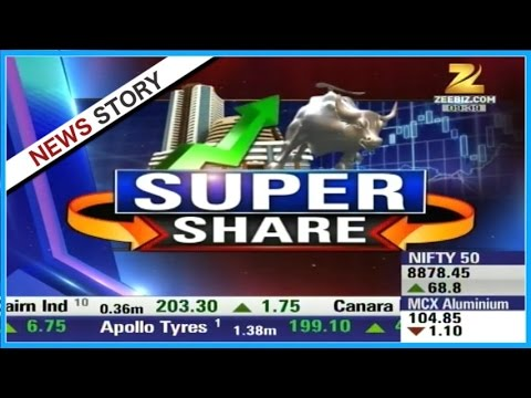 Stocks of 'Ajmera Realty' recommended for investment in Super Share