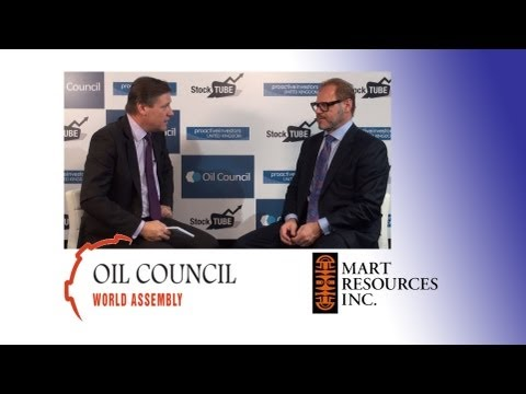Mart Resources nearing agreement crude handling agreement with Shell Nigeria