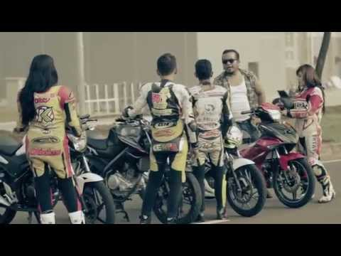 Pamer Motor Indonesia - Drag and Time Trial 150cc eps 1