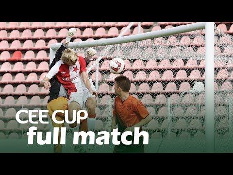 CEE Cup GENERALI 2017 SK Slavia Praha vs Academi Sport Team