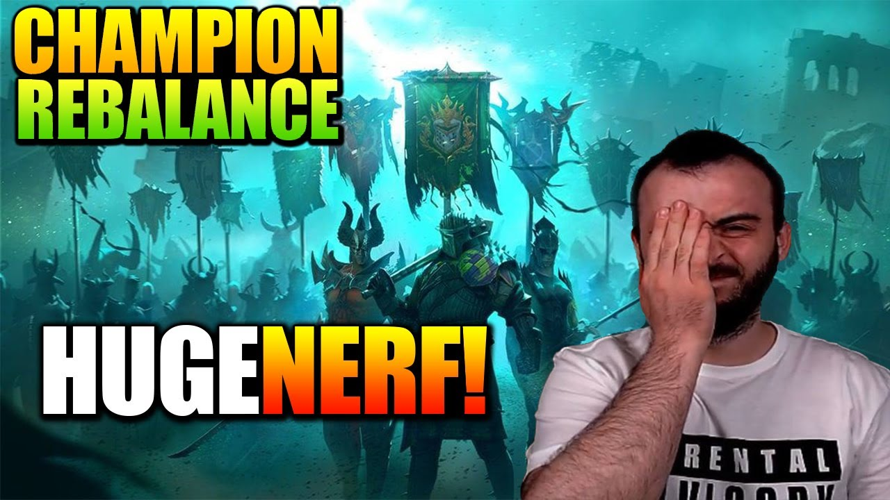 Download *OFFICIAL BUFF LIST* THEY NERFED MY MOST WANTED CHAMPION!! RAID SHADOW LEGENDS