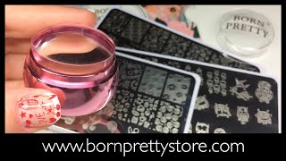 Estampador y Placas de BornPretty Store | Review