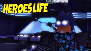 Injustice OA is back! | Flash Exobyte | Heroes Life in Roblox | iBeMaine