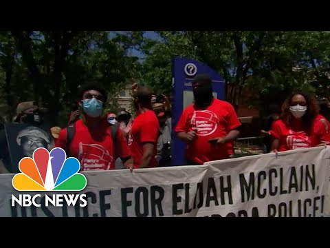 Independent Probe Highlights Police Failure In Elijah McClain Case | NBC Nightly News
