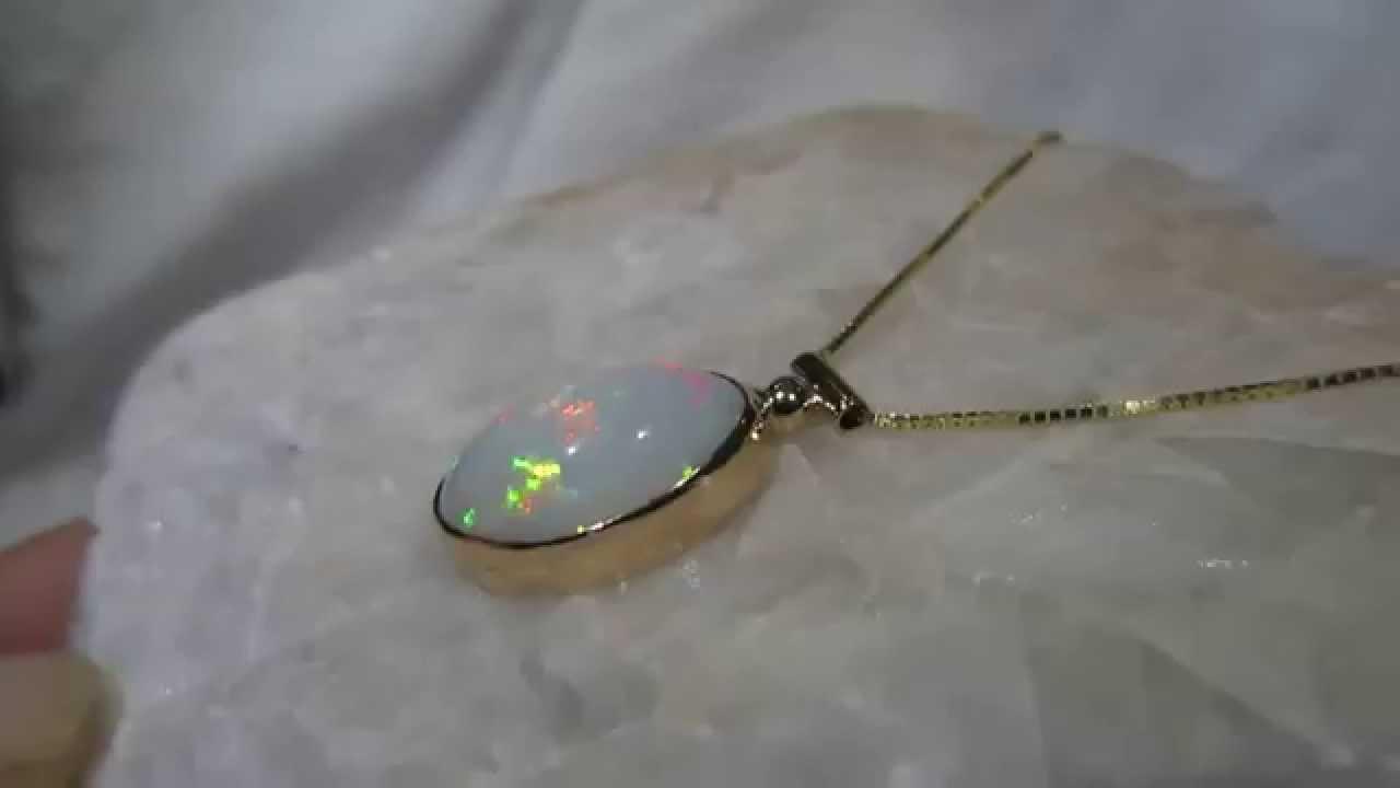 Ethiopian natural opal pendant 14k gold necklace handmade jewelry ethiopian natural opal pendant 14k gold necklace handmade jewelry 1149 aloadofball Choice Image