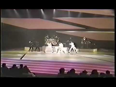 Bobby Brown My Prerogative Live at Soul Train Music Awards 1989